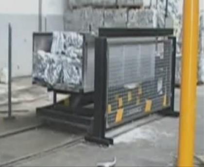 cargador empujador