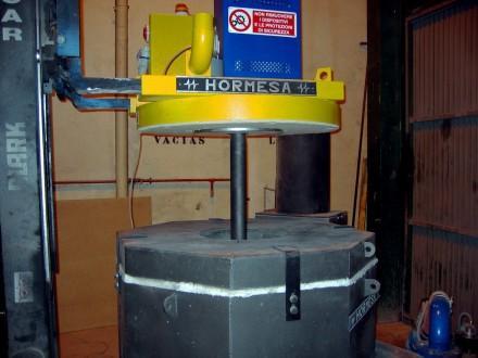 maquina degasificadora